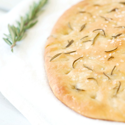Simple Rosemary Focaccia Bread