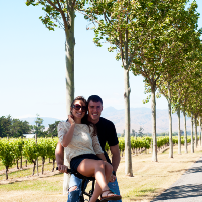 What Dreams Are Made Of: Biking & Wining in Marlborough, NZ