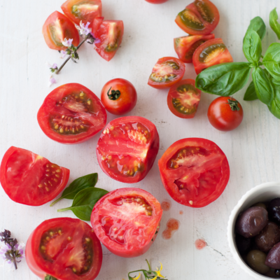 Farm to Table: Simple and Delicious Tomato Walnut Salad