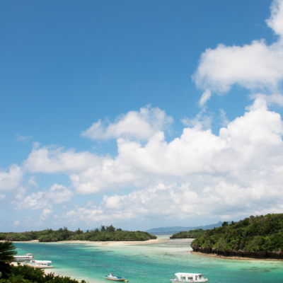 Kabira Bay & Around Ishigaki Island, Japan