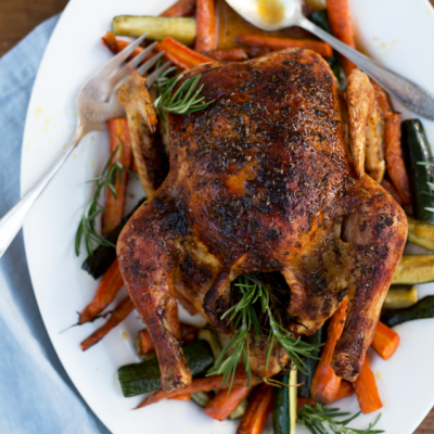 The Best Simple Roast Chicken