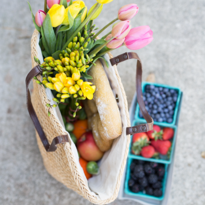 A Guide to the Monterey & Carmel Farmer's Markets