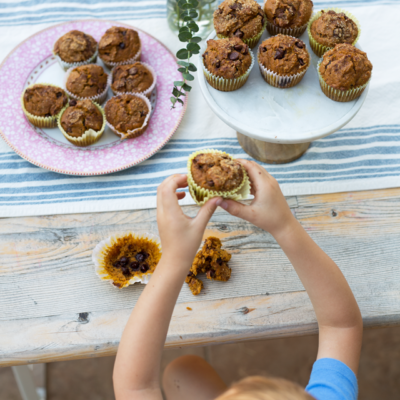My Kids' Favorite Pumpkin Spice Muffins