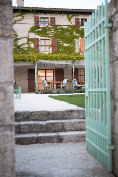 Vineyard Stay at Meneghetti Winery in Istria, Croatia