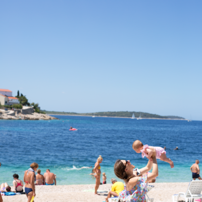Summer on the Croatian Coast
