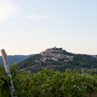 Where We've Been This Past Week (Istria!)